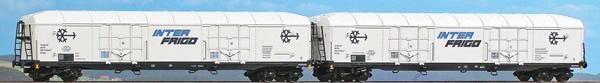 ACME AC45075 - 2pc Freight Car Set INTERFRIGO