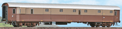 ACME AC50235 - Italian Luggage Car Type 1946 (Dz 83000) of the FS