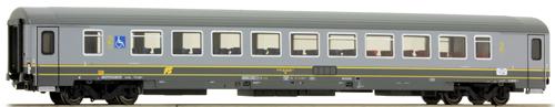 ACME AC50301 - Italian Salon Car 2nd class Type Z of the FS