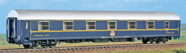 ACME AC50583 - Sleeping Coach Type MU 1973