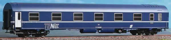 ACME AC50621 - Austrian Sleeping Car Type MU (1967) number 4800 of the ÖBB.