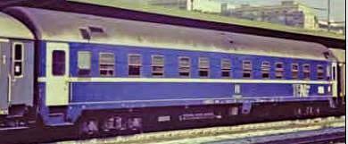 ACME AC50974 - Sleeping Coach Type YC
