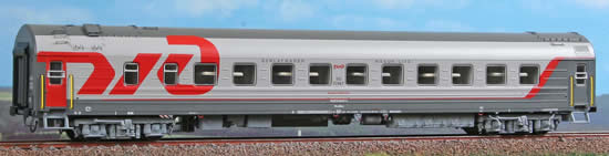 ACME AC52109 - Russian Sleeping car of the RZD