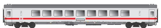 ACME AC52340 - Passenger Coach Bpmz 857.1, DB ICE livery, with SIG intercom