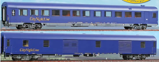 ACME AC55117 - 2pc City Night Line Car Set of the DB