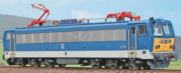 ACME AC60184 - Hungarian Electric Locomotive V63 056 of the MAV