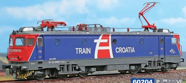 ACME AC60204 - Electric locomotive Type 060-EA of the Train Croatia company