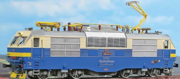 ACME AC60333 - Czechoslovakian Electric Locomotive Class 35 of the CSD