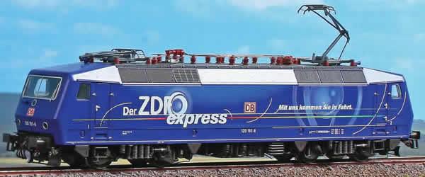 ACME AC60378 - German Electric Locomotive 120 151 of the DB