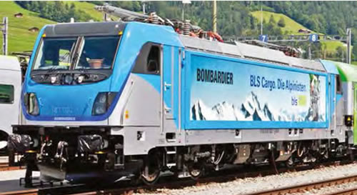 ACME AC60461 - Swiss Electric Locomotive 187 003 of the BLS