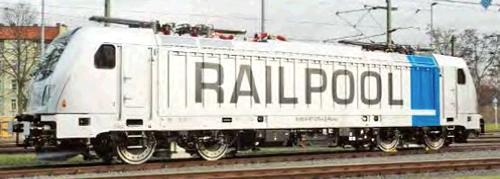 ACME AC60462 - Electric Locomotive Series 187 005 Railpool.