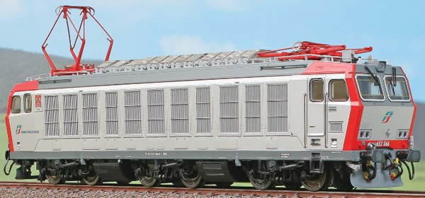 ACME AC60498 - Italian Electric locomotive E.652.066 in Mercitalia Rail livery of the FS