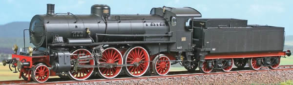 ACME AC60504 - Italian Steam Locomotive Gr. 685.222 of the FS