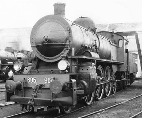ACME AC60510 - Italian Steam Locomotive 685.963 of the FS