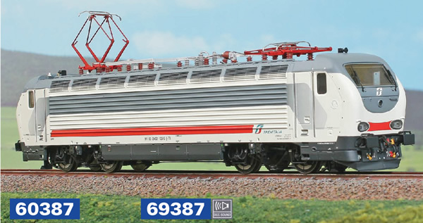 ACME AC69389 -  Electric loco FS E 402.143 in the newest livery for Trenitalia Intercity trains (DCC Sound Decoder)