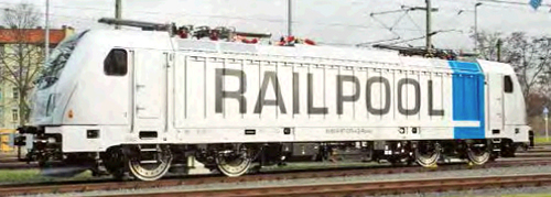 ACME AC69462 - Electric Locomotive Series 187 005 Railpool (DCC Sound Decoder)