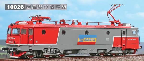 ACME AF10026 - Romanian Electric locomotive 060-EA of the CFR