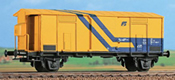 Italian Goods Wagon Type FS of the FS
