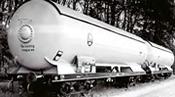 German 2pc Gas Tank Wagon Set of the DB
