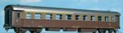 1/2 Class Passenger Coach Type 1957 ABz 64191