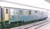 Italian Passenger Coach Type X 1st/2nd class of the FS