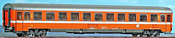 2nd Class Passenger Coach Type Eurofima