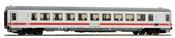German Passenger Coach 2nd Class Bpmz of the DB