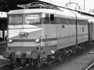 Italian Electric Locomotive Class E.646.040 of the FS