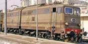 Italian Electric Locomotive E.645.055 of the FS