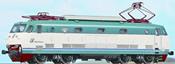 Italian Electric Locomotive Class E.444 of the FS