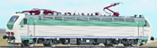 Italian Electric Locomotive Class E.403 of the FS