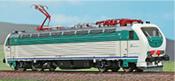 Italian Electric Locomotive E.403, Trainitalia of the FS