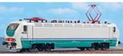 Italian Electric Locomotive E.402B, Trainitalia of the FS
