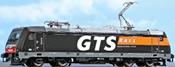 Italian Electric Locomotive Series E 483 GTS Rail