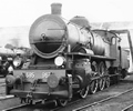 Italian Steam Locomotive 685.963 of the FS