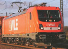 Electric Locomotive Series 187 WLE