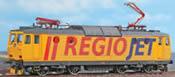 Electric locomotive 162 117 RegioJet (DCC Sound Decoder)