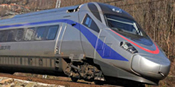 Swiss Electric High Speed Unit Train ETR 610 of the SBB