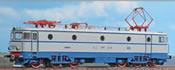 Romanian Electric Locomotive 060-EA of the CFR
