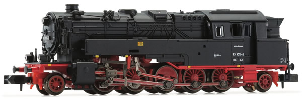 Arnold HN2187 - German Steam Tender Locomotive Class 95 of the DR Coal-Fired Version