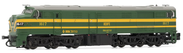 Arnold HN2410 - Spanish Diesel Locomotive Class 316 of the RENFE