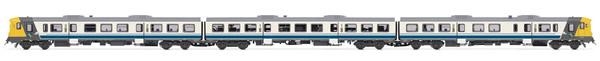Arnold HN2411S - Spanish RailCar Set DMU Class 592 of the RENFE (Sound)