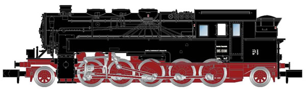 Arnold HN2421 - German Steam Locomotive Class 95 of the DR