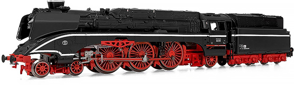 Arnold HN2425 - German Steam Locomotive Class 18 201 with fuel tender of the DR