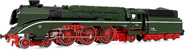 Arnold HN2427D - German Steam Locomotive Class 18 201 with coal tender of the DR (Digital)