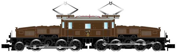 Arnold HN2431D - Swiss Electric Locomotive Class Ce 6/8II (Crocodil) of the SBB (Digital)