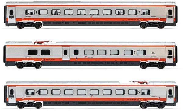 Arnold HN3507 - Trenitalia, 3-unit pack ETR 610 Frecciargento