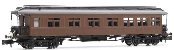 Arnold HN4222 - Costa coach, 1st/2nd class, RENFE, lantern roof