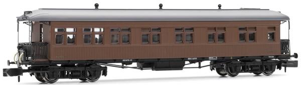 Arnold HN4225 - Costa coach, 2nd/3rd class, RENFE, low roof