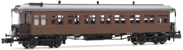 Arnold HN4229 - Costa coach, 2nd class, RENFE, low roof